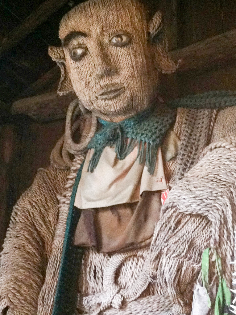 恐ろしすぎる仏像
