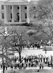 First Mass D.C. Anti-Vietnam War March: 1965