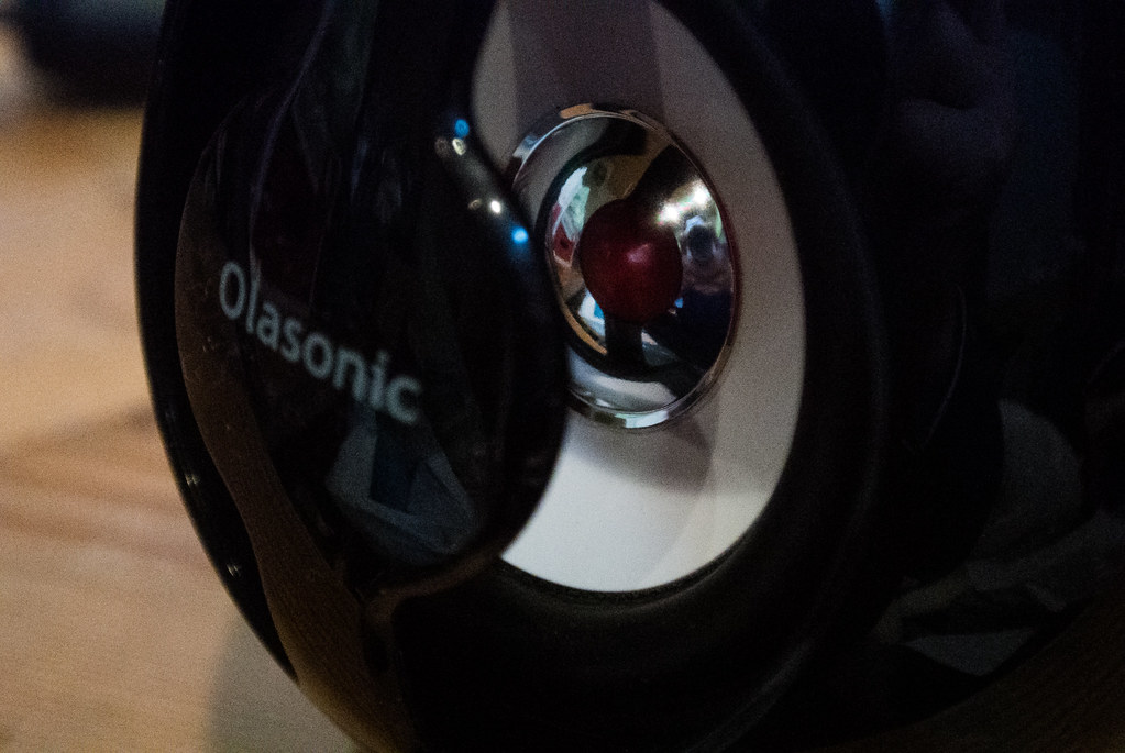 Olasonic TW-D6TV :TVの音