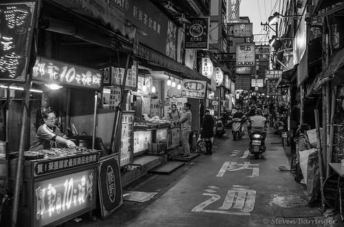 tung hai night market