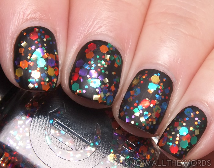 cirque colours live it up collection- lete's dance (matte)