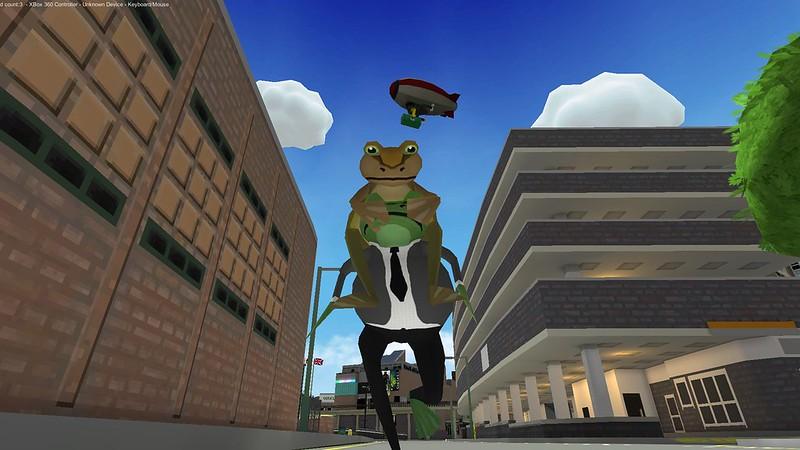 Amazing Frog Community Screenshots