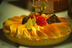 lemon tart : the tasty side of the world/ τάρτ…