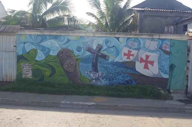 Street Art, Baracoa, Cuba