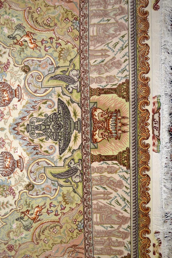 Tabriz Nami 7x10 persian Rug Kase koozeh (2)
