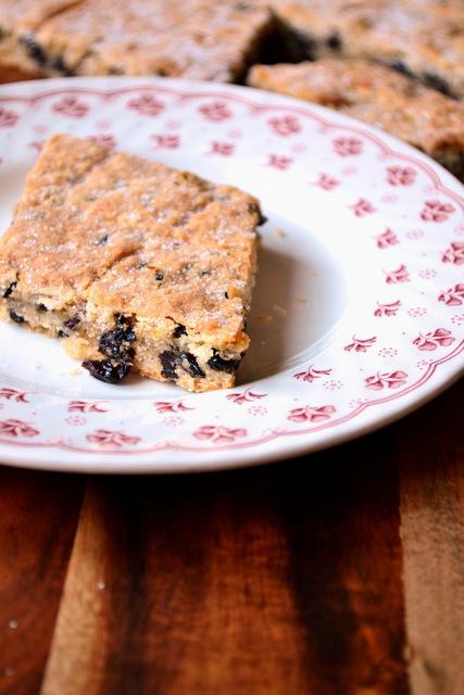Recipe for Cornish Hevva Cake