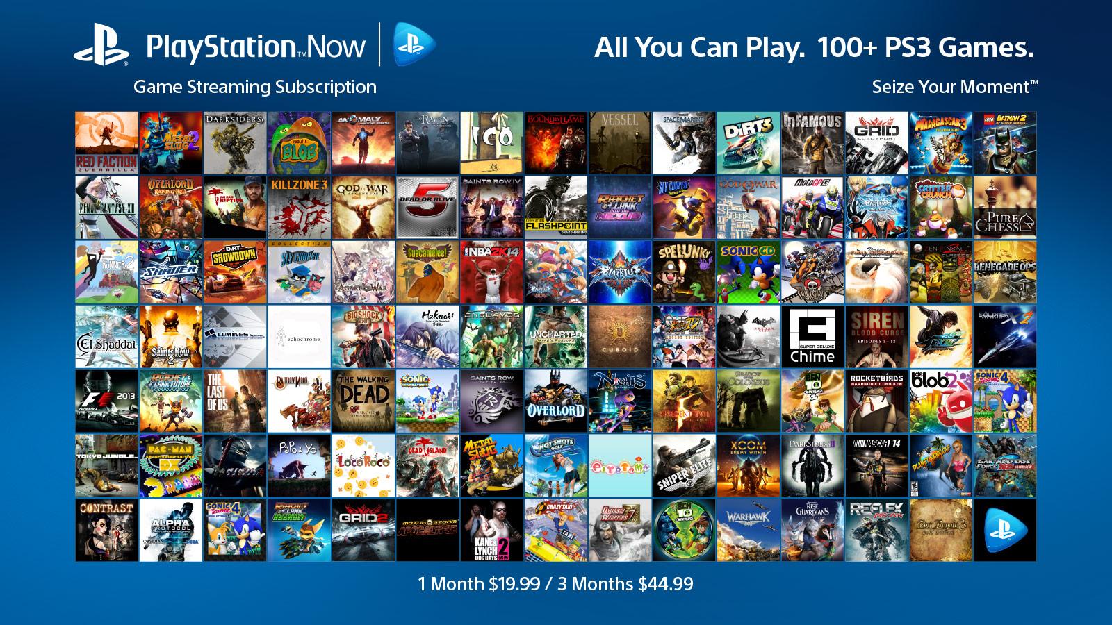 Playstation Now Kosten