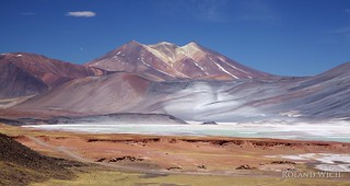Atacama - Salar de Talar - Cerro Medano
