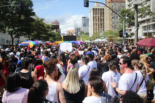 Sismuc presente na Parada da Diversidade