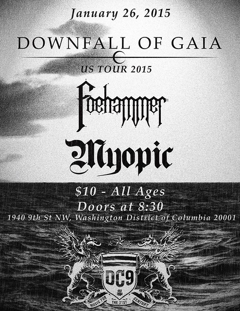 Downfall Of Gaia at DC9