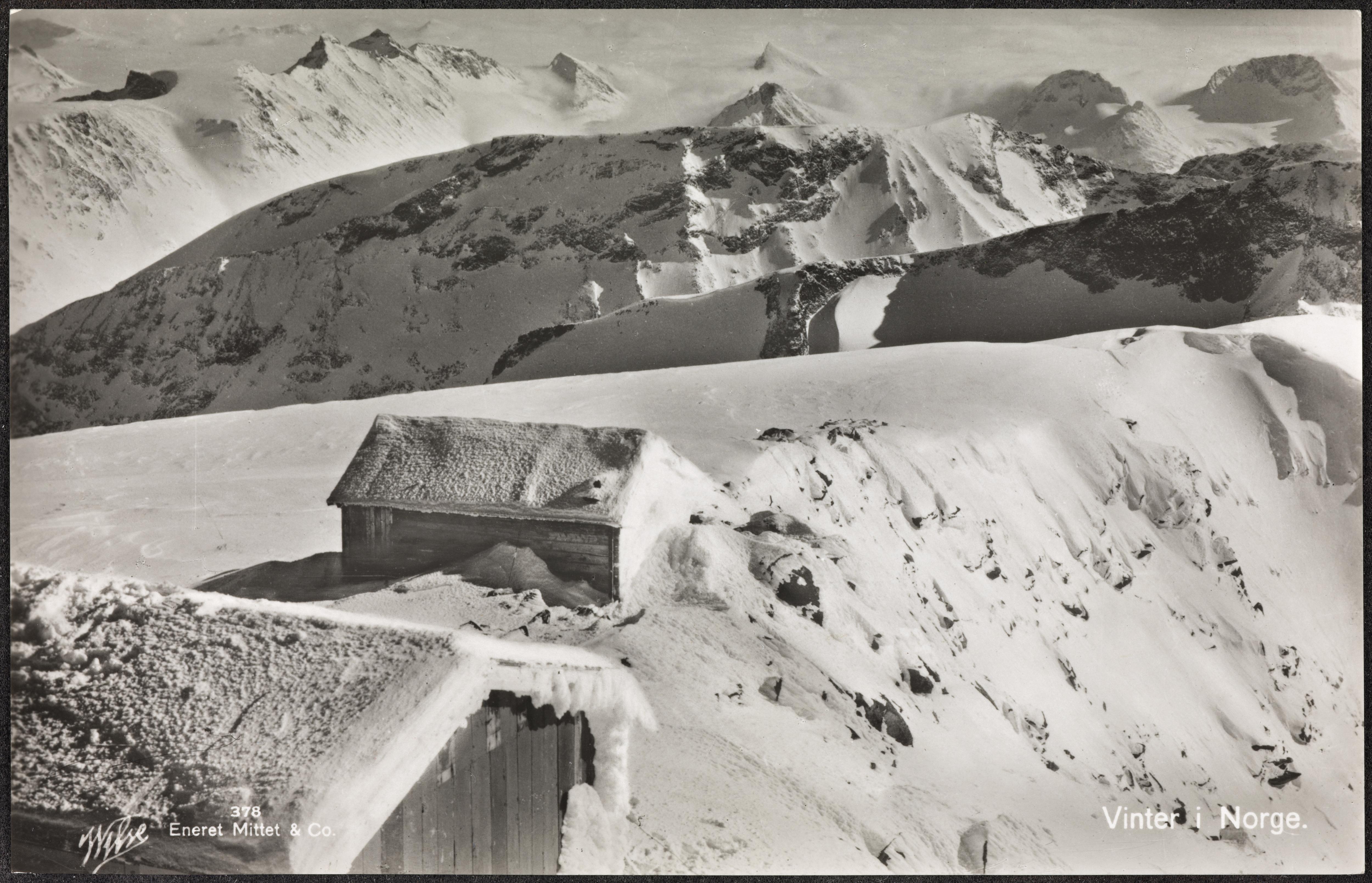 378. Vinter i Norge
