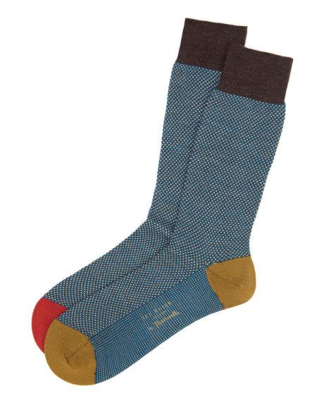 ca_Mens_Accessories_Socks_TELFORD-Birdseye-pattern-sock-Brown_XA4M_TELFORD_25-BROWN_1.jpg