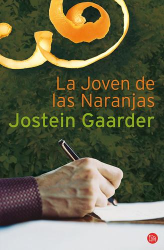 La Joven de las Naranjas - Jostein Gaarder