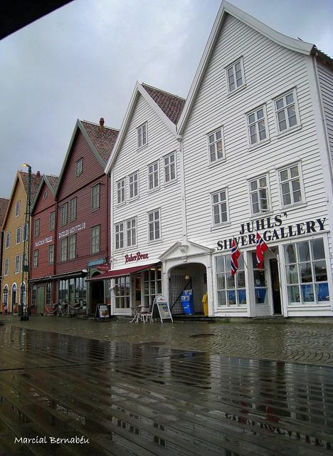 Norway - Bergen - Bryggen