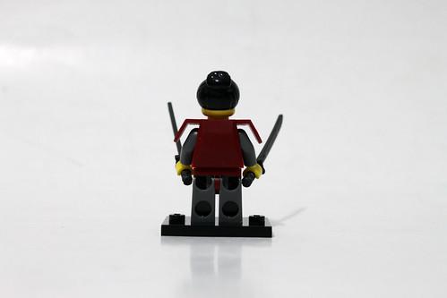 LEGO Collectible Minifigures Series 13 (71008) - Samurai