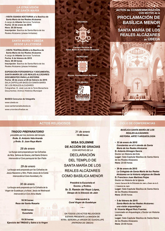 Actos Basílica