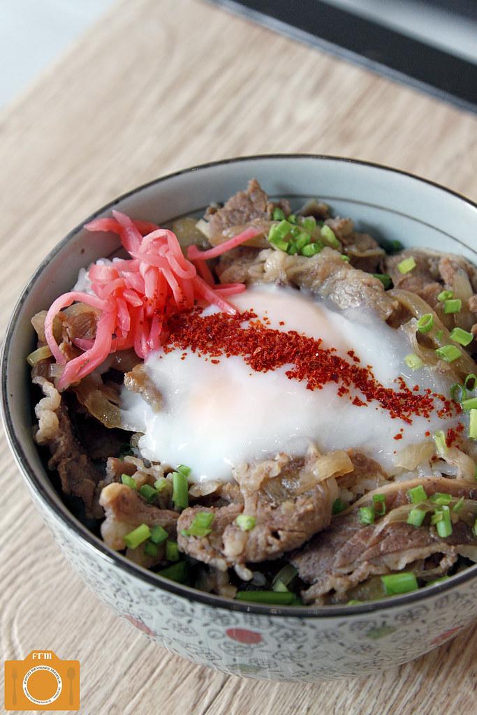 Chibi's Kitchen Gyudon