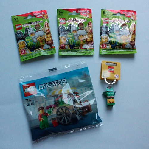 LEGO Haul 1 (2015)