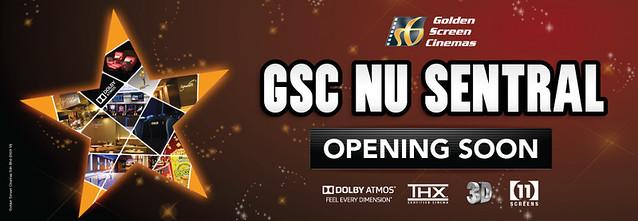 GSC NU Sentral