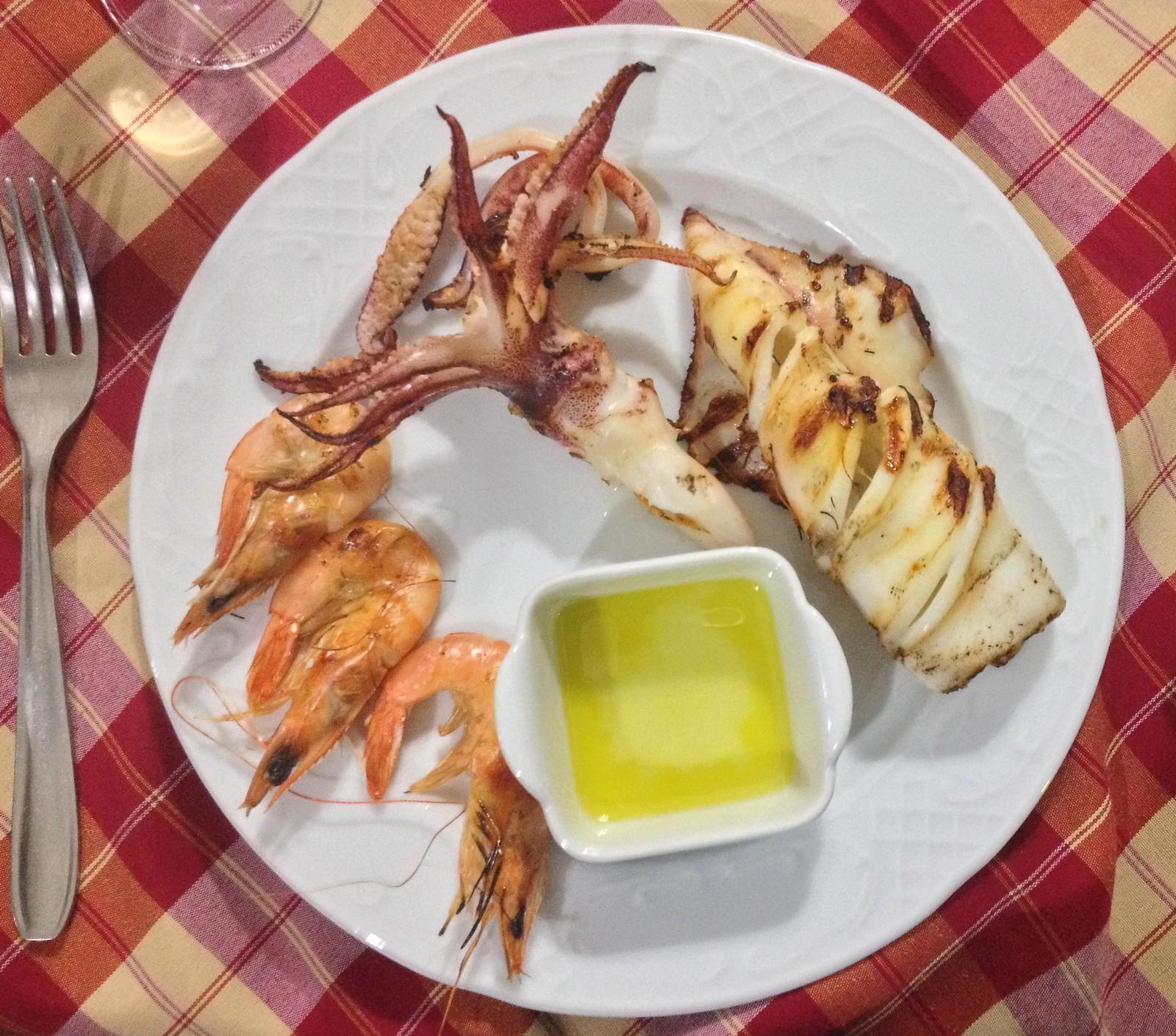 Naples: Food Diary Vecchia 4