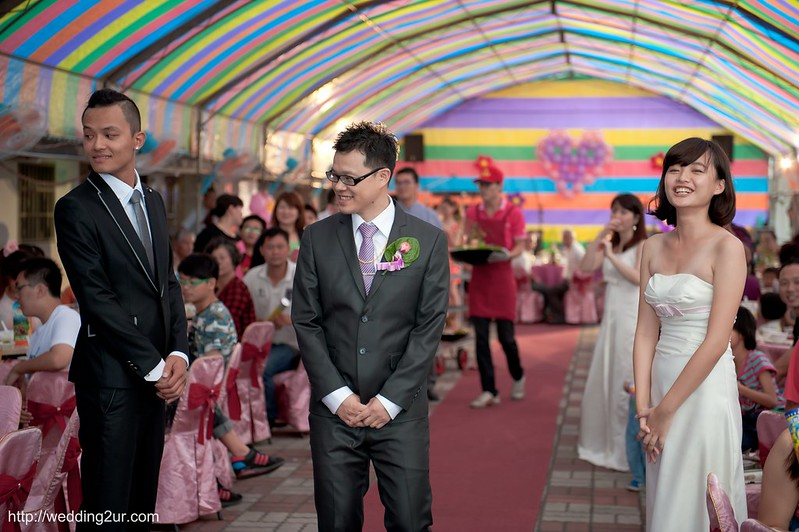 [婚禮攝影] @雲林自宅流水席_091家昇佩如