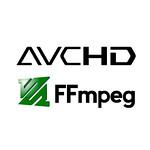 ハイビジョン映像(AVCHD)を記録するとMTSファイルになって扱いにくいのでffmpegでmp4に変換