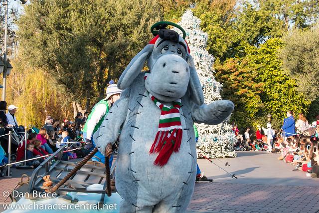 A Christmas Fantasy Parade