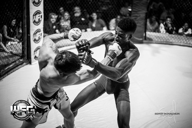 WFC 31 MMA at The Belle Of Baton Rouge November 24th,2014
