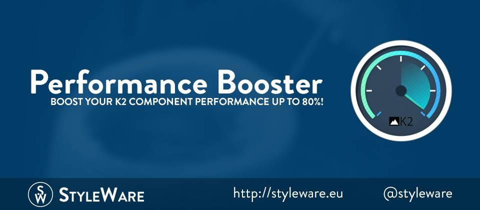 Performance Booster for K2