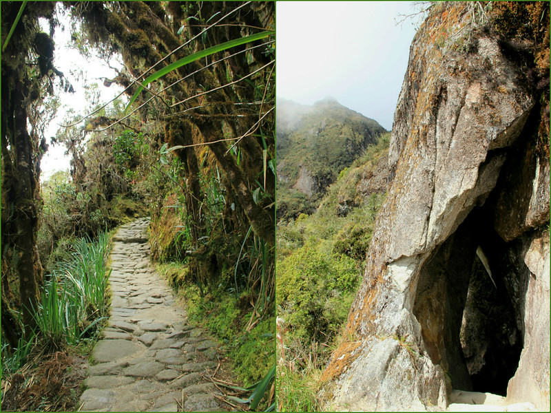 Cave, Inca Trail
