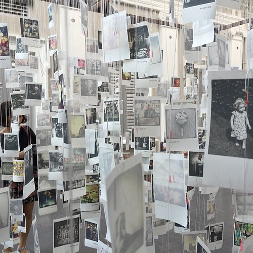 """""""Fade..."""", a photography exhibition by Tan Ngiap Heng at the National Museum of Singapore, as part of the M1 Singapore Fringe Festival 2015."""