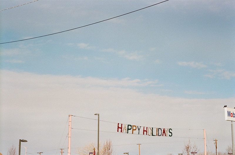Happy Holidays.