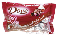 Dove Red Velvet Swirl