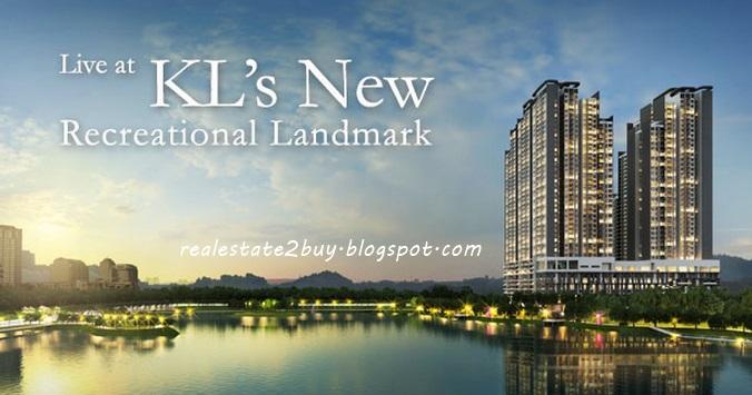 LakePark Residence Artist Impression