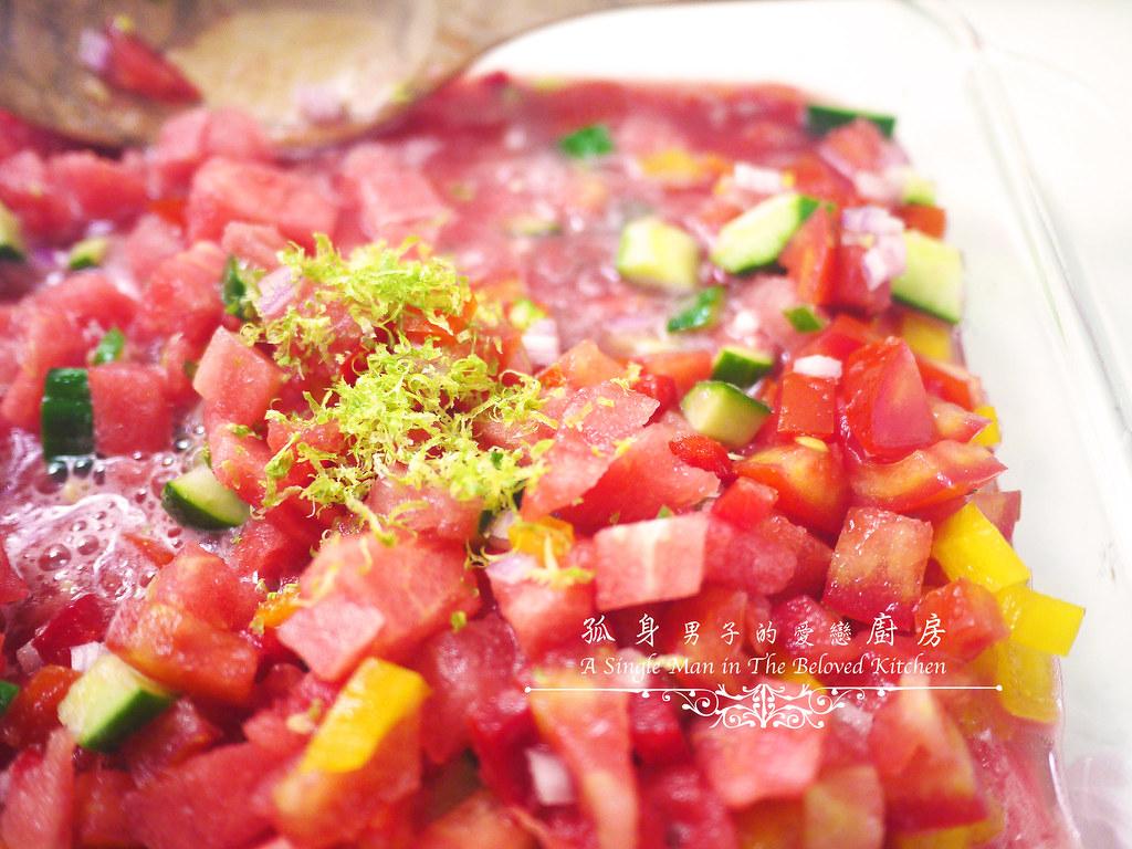 孤身廚房-西班牙西瓜冷湯16