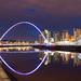 millenium Bridge and Baltic Gallery by col_h2002