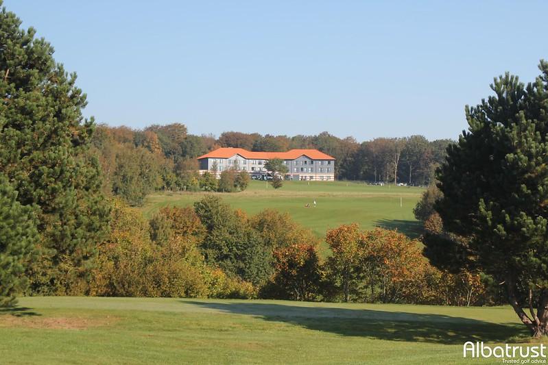photo du golf Aa Saint-Omer Golf Club - Parking