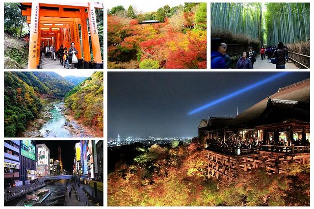 京都大阪8天7夜懶人包