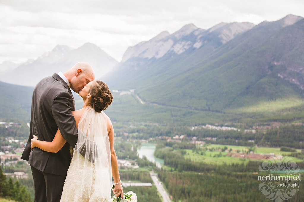 Banff Wedding Day