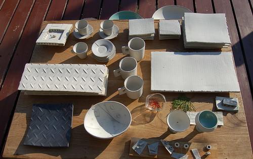 三宅直子 陶器
