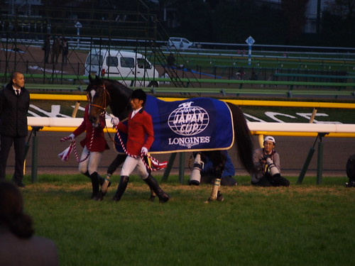 Japan Cup Winner Epiphaneia