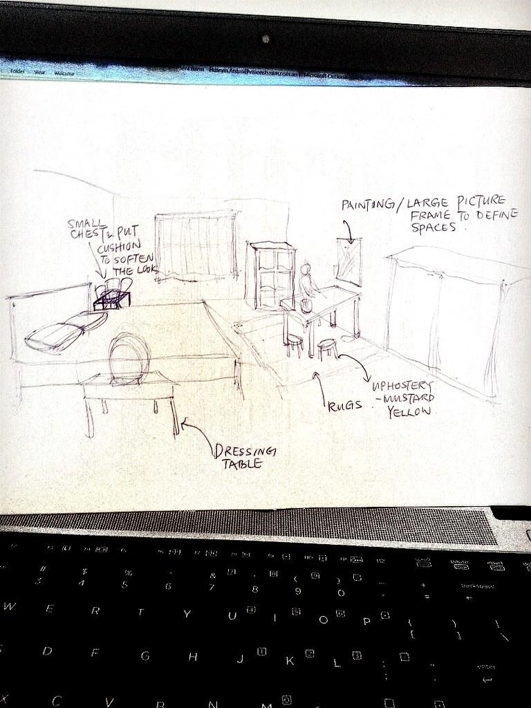 Room Sketch