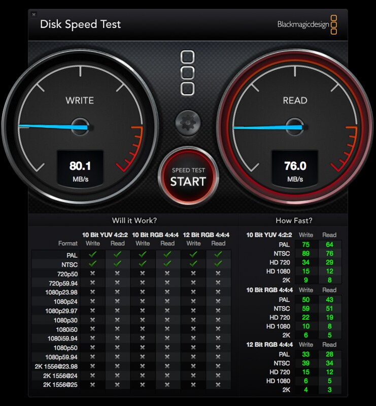 Storage03 - Disk Speed Test