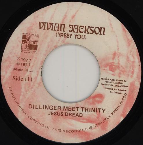 Dillinger meets Trinity - Jesus Dread1