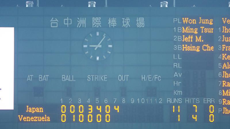 世界杯21U 跟昨天完全兩個樣的日本隊