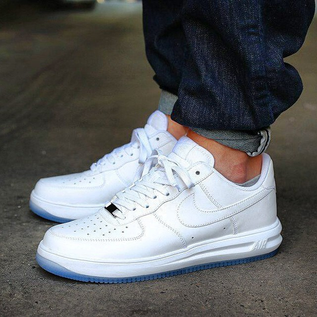 best website 2e5ea 89fc7 by 👟Nike Lunar Force 1 14💭 💀The White Lunars!💀  by