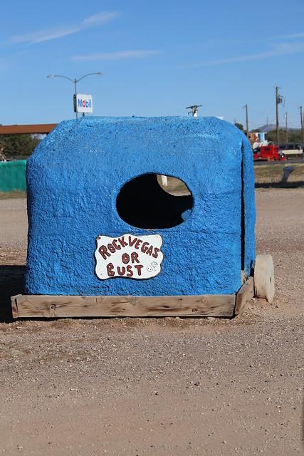 Bedrock Arizona.