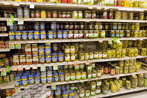 Pickles of many kinds fill grocery store shelves, all of them safe for consumers thanks to the work of an ARS food safety lab in Raleigh, North Carolina.