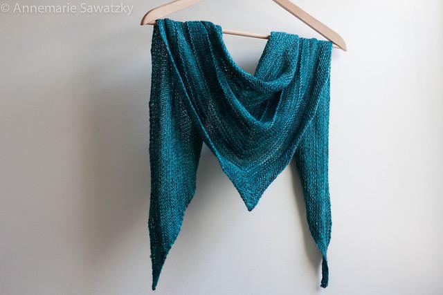 Tosh shawl