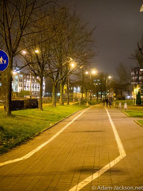 Exploring - Lodz, Poland